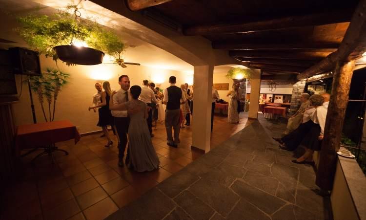 Ballare in Locanda al Boutique Hotel La Rocca