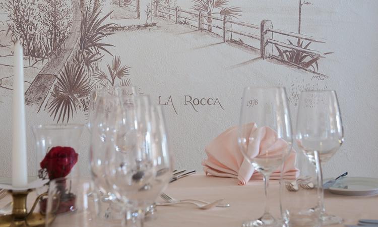 Hotel La Rocca- Storia